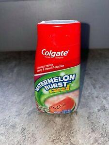 Colgate 2-in-1 Kids Toothpaste & Anticavity Mouthwash Watermelon Burst 4.6 oz