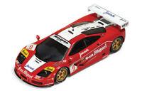 IXO GTM055 GTM065 or GTM072 McLAREN F1 GTR model GT race cars SUZUKA SPA 1:43rd