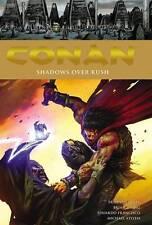 CONAN VOL #17 SHADOWS OVER KUSH TPB Dark Horse Barbarian Comics TP