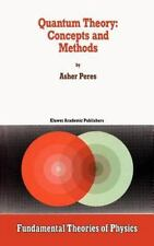 Quantum Theory: Concepts and Methods (Fundamental Theories of Physics)-ExLibrary