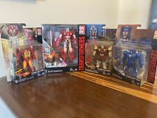 Transformers Lot Scattershot, Hot Rod, Chromedome, Scourge