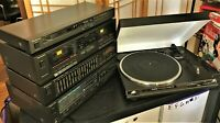 SEE VIDEO DEMO Technics Package System SC-A210E Tested, Serviced, LOOK!