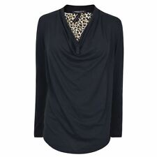 Tunic, Kaftan Crew Neck Regular Tops & Shirts for Women