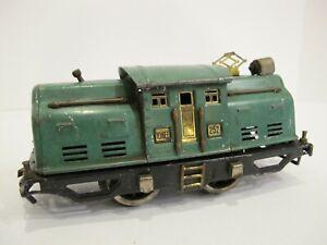 LIONEL PREWAR 252 ELECTRIC train loco engine for parts repair