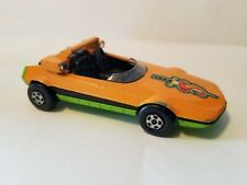 "Matchbox SuperKings K-31 Bertone Runabout RARE CLEAR WINDSHIELD Version  4"" 1971"