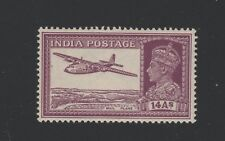 INDIA #161A Air Mail KGVI  mint never hinged