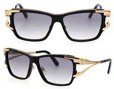 Cazal Damen Sonnenbrille Mod.8013/1 COL.001 55mm schwarz gold F AB1 2