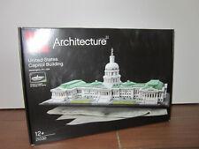 LEGO Architecture 21030 Le Capitole des États-Unis NEUF NEW SEALED
