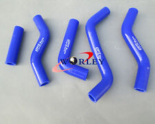 For Suzuki RMZ250 RMZ 250 2007 2008 2009 07 08 09 silicone radiator hose BLUE