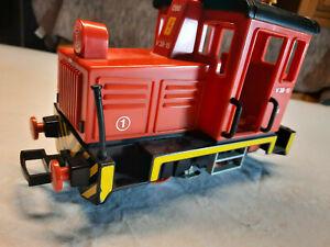 Playmobil/ LGB Spur G Alte Diesellok Nr. 4050 V38 -15 Spur G