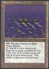 MTG magic cards 1x x1 Light Play, English Blue Mana Battery Legends