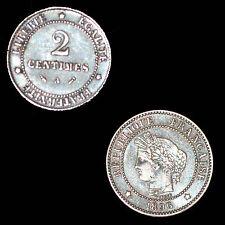 RARE  2 CENTIMES CERES 1896 A BEL ETAT