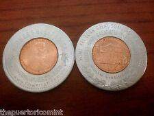 2012 SHAKESPEARE Encased Anillado FGH GUEST HOUSE Rincon Puerto Rico Lucky Penny