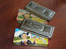 vintage ancien HARMONICA ALPINA koch harmonika GERMANY intrument de musique OLD