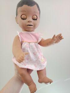 Luva Bella Interactive Baby Doll Talks  LuvaBella Brown Eyes 180918