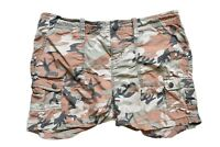 BDG Urban Outfitters Women's Shorts Size 2 Camouflage Cargo Utility Green Brown