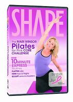 DVD - Exercise - Fitness - Shap: The Mari Winsor Pilates for Pink Core Challenge