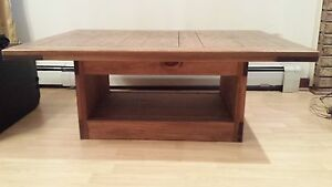 Coffee Table This End Up