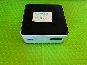Intel NUC Mini PC DN2820FYK Intel N2830 @ 2.16GHz 128GB SSD 8GB DDR3 Win10 Pro