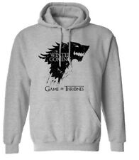 Game Of Thrones Hoodie Winter Is Coming Stark Men's Fashion