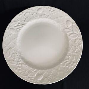 1:12 Miniature Ceramic Oval White Platter B85-2