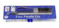 Pilot Parallel Beginner Calligraphy -6.0mm Nib (Blue Cap) Fountain Pen