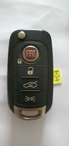 FIAT Flip Key Fob FI5FM433TX 2ADPXFI5AM433TX ID48 MQB 434mhz I-34
