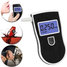 Accurate Digital Lcd Breath Alcohol Tester Breathalyzer Analyzer Police Detector