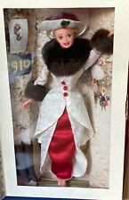 1995 Holiday Memories Barbie NRFB