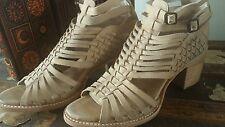 Freebird by Steven Todum Boho sandals leather