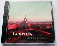 CONVIVIA - O SACRUM CONVIVIUM - 2004 - STILL SEALED