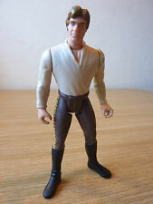 Han Solo 1996 Kenner Star Wars Action Figure POTF2 Excellent Unplayed With