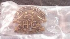 Harley HOG Road Glide Sport Wideglide Touring FX 1989 Eagle 1989 EVENT Lapel Pin