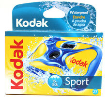 20 KODAK Sport One Time Use Underwater Disposable Waterproof Camera 27 01/2017