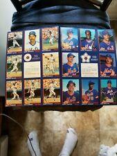 1984//86 N.Y. METS FAN CLUB MEMBER (16) CARDS GARY CARTER             GROBEE1957