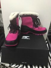 Sorel Girls new with box size 6 winter boots