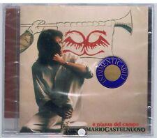 MARIO CASTELNUOVO E' PIAZZA DEL CAMPO CD F.C. SIGILLATO!!!