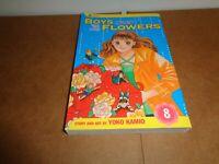 Boys Over Flowers Hana Yori Dango Vol. 8 Manga Graphic Novel Book in English