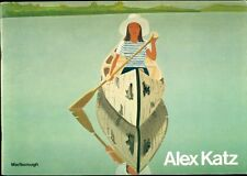 Alex Katz. Catalogo di mostra, Marlborough Gallery, Londra 1975