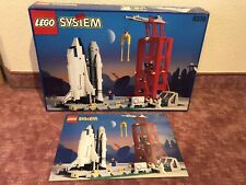 LEGO System 6339 Space Shuttle Launch Pad Space Port Weltraumbahnhof mit OVP BA