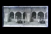 Europeo Egitto Placca da Lente Stereo Negativo Ca 1925 Foto n10