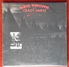 "Neil Young with Crazy Horse ""Broken Arrow"" 2lp VINILE US RARE"