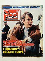 VERY RARE CIAO 2001 39-1971 POOH-FABRIZIO DE ANDRE'-TUCKY BUZZARD-AUSCHWITZ