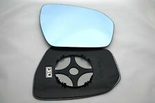 LAND ROVER RANGE ROVER SPORT 2013-ON WING MIRROR GLASS  HEATED BLUE CONVEX RIGHT