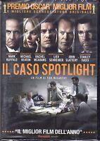 Dvd **IL CASO SPOTLIGHT** con Michael Keaton nuovo 2016