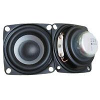 """1pcs 2"""" inch 4Ohm 8Ohm 10W HIFI Full Range Audio Speaker Stereo Loudspeaker Horn"""