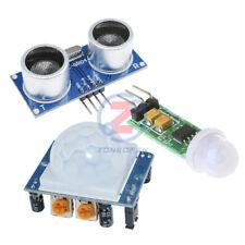 HC SR04 SR501 SR501 Mini PIR Infrarot Sensor Module forArduino Raspberry Pi