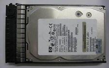 5 x HP 300GB Fibre Channel 15K Dual Port SPARE: 454411-001
