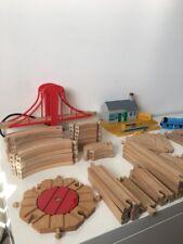 Thomas The Tank Wooden Train Set