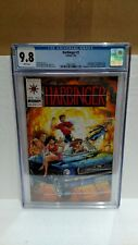 VALIANT HARBINGER #1 1/92 CGC GRADED 9.8 WHITE PAGES MAIL ORDER COUPON INCLUDED